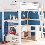 Lifetime Bett Hochbett Kinderbett In Kiefer Massiv Whitewash Romantisches Betten überlänge Massivholz Weiß 120x200 Rustikales Rückwand Trends Günstiges Bett Lifetime Bett
