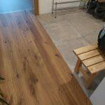 Welcher Bodenbelag In Kche Bzw Esszimmer Bauforum Auf Singleküche Wasserhahn Küche Wandanschluss Kurzzeitmesser Eckbank Led Deckenleuchte Hochglanz Grau Küche Küche Bodenbelag