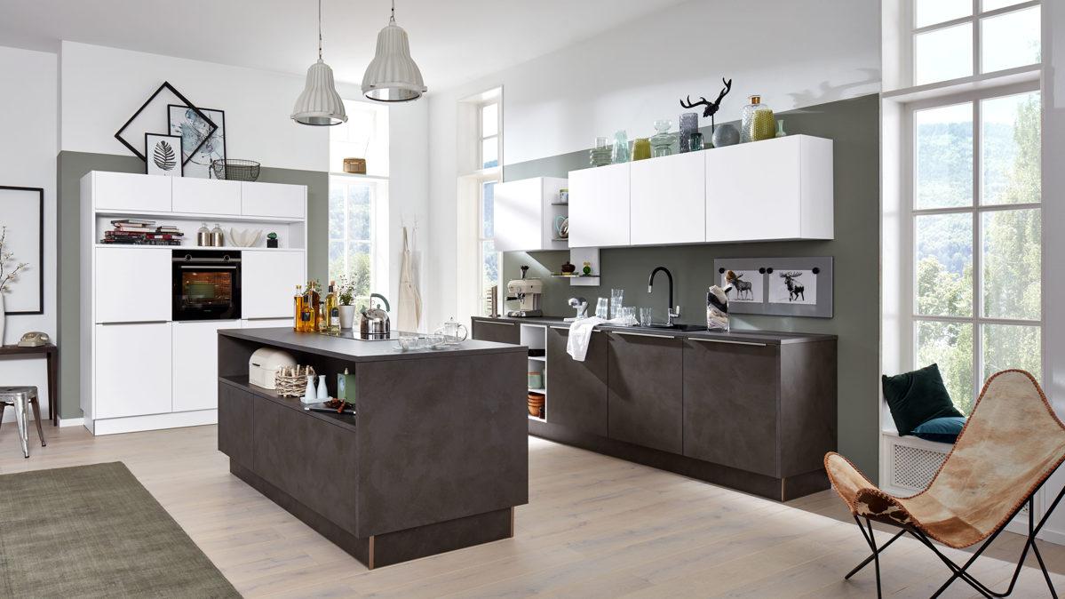 Full Size of Küche Anthrazit Boden Küche Anthrazit Und Holz Küche Nussbaum Anthrazit Küche Anthrazit Landhaus Küche Küche Anthrazit