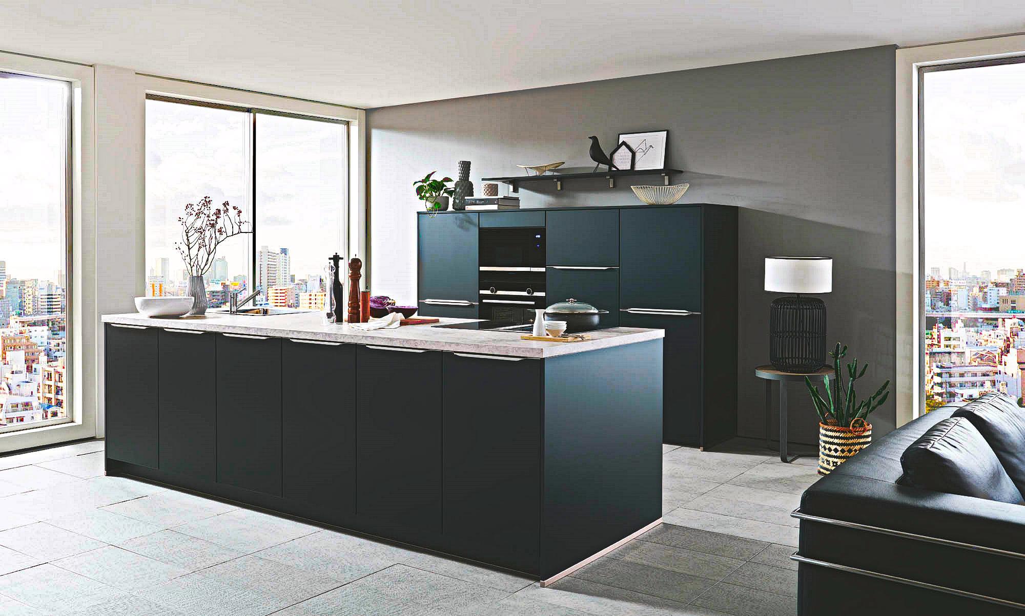 Full Size of Küche Anthrazit Grau Küche Anthrazit Wandfarbe Welche Wandfarbe Zu Anthrazit Küche Küche Anthrazit Grifflos Küche Küche Anthrazit