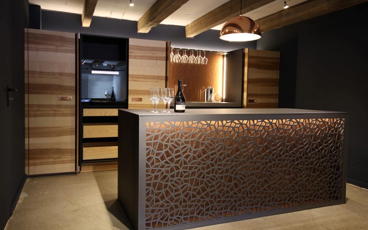 Full Size of Küche Betonoptik Holzboden Küche Betonoptik Kosten Fliesenspiegel Steinoptik Küche Küche Betonoptik Welcher Boden Küche Betonoptik Küche