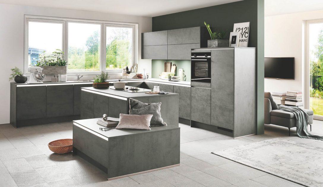 Large Size of Küche Betonoptik Mit Holz Betonoptik Fliesen Küche Küche Betonoptik Boden Betonoptik Küche Streichen Küche Betonoptik Küche