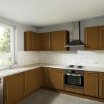 Küche Blende Anthrazit Küche Blende Einbauen Küche Blende Halterung Küchenblende Steinoptik Küche Küche Blende