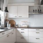 Küche Einrichten Ohne Hängeschränke Schmale Küche Einrichten Pinterest Küche Einrichten Lassen Kleine Dachgeschoss Küche Einrichten Küche Küche Einrichten
