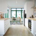 How To Organize Small Kitchen Elegant Kuhinja Sa Elegantnim Belim VOXTORP Vratima I PINNARP Radnom PloДЌom Küche Küche Einrichten