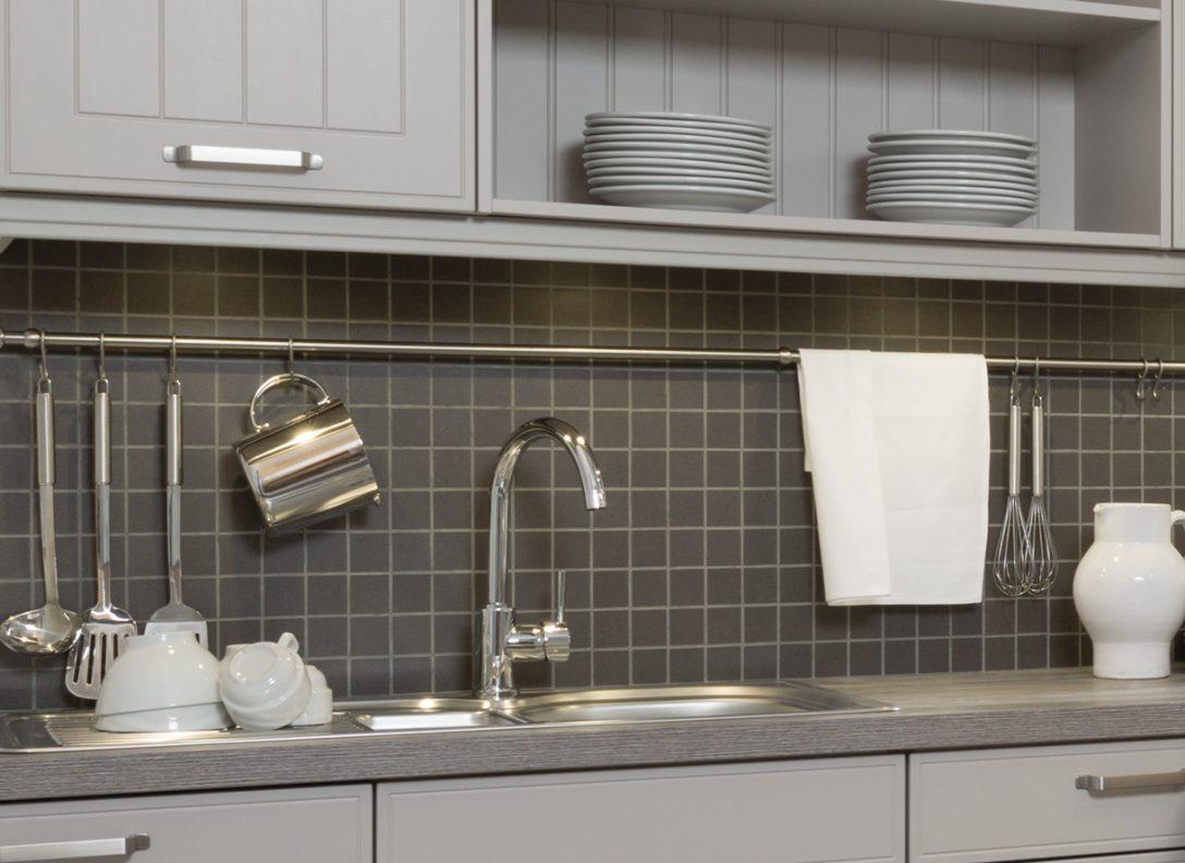 Fototapete Küche Fliesenspiegel Abdecken Verkleiden