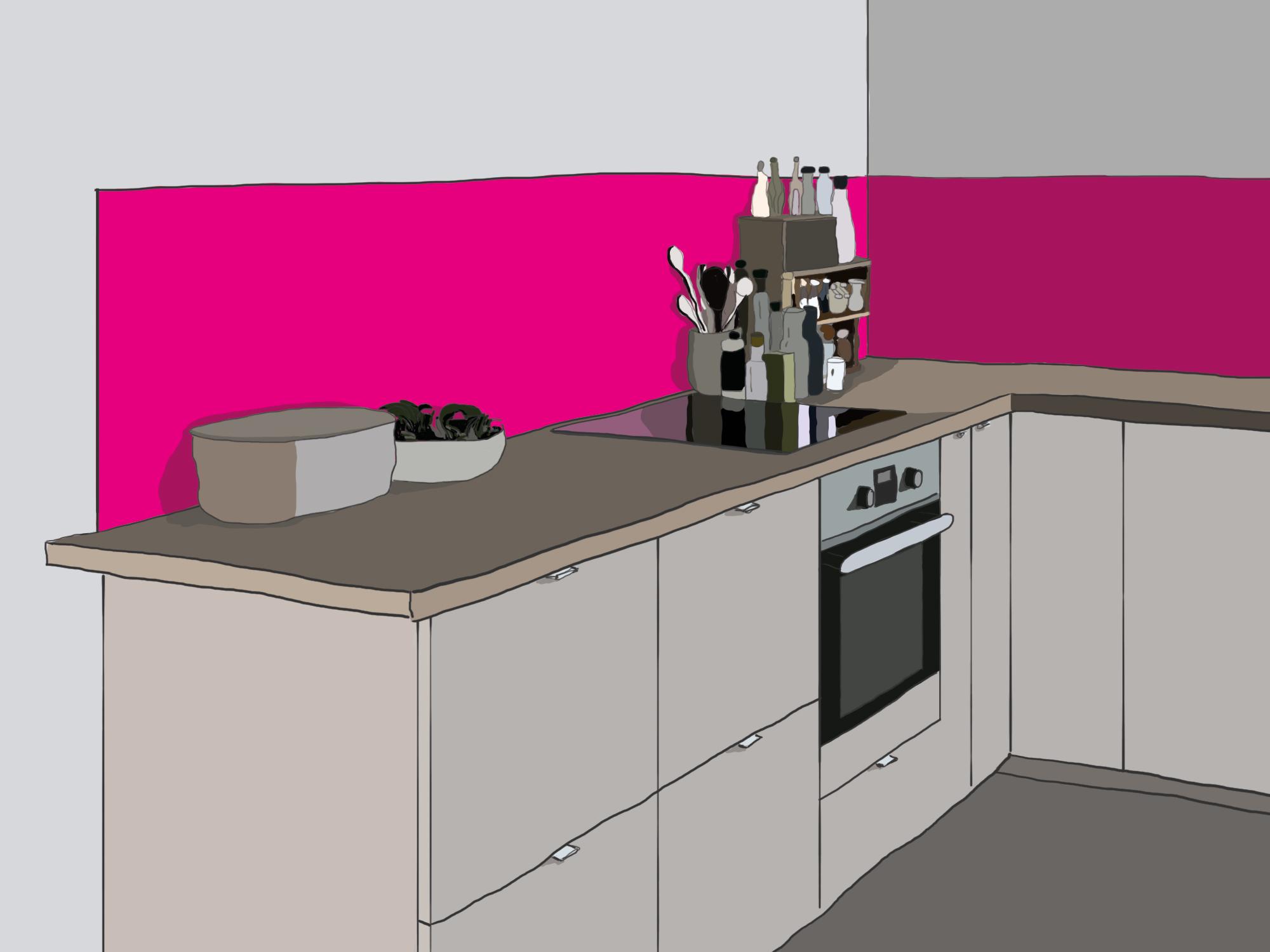 Full Size of Küche Fliesenspiegel Neu Gestalten Küche Fliesenspiegel Streichen Ikea Küche Fliesenspiegel Fototapete Küche Fliesenspiegel Küche Küche Fliesenspiegel