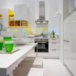 Glas Oder Tapete · Alternativen Zu Den Fliesen In Der Küche Küche Küche Fliesenspiegel