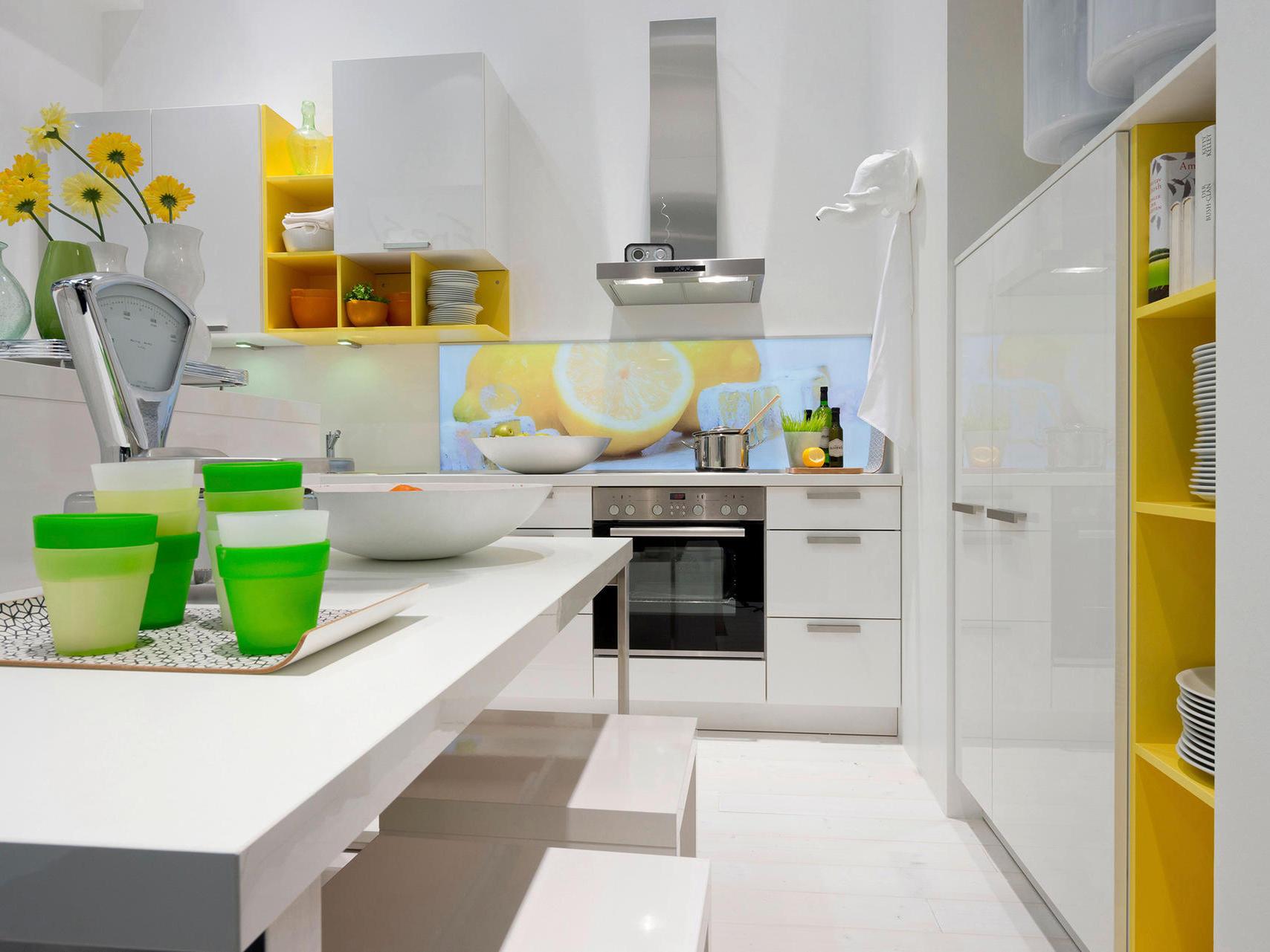 Full Size of Glas Oder Tapete · Alternativen Zu Den Fliesen In Der Küche Küche Küche Fliesenspiegel
