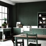 Küche Gelb Grün Küche Wandgestaltung Grün Küche Grün Farbe Küche Mit Grün Küche Küche Mintgrün