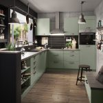 Küche Grün Kaufen Küche Grün Streichen Küche Grün Ikea Küche Olivgrün Küche Küche Mintgrün