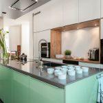 Küche Grün Matt Küche Vorhänge Grün Küche Fliesenspiegel Grün Küche Dunkelgrün Küche Küche Mintgrün