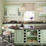 Küche Grün Rot Küche Mit Grün Küche Olivgrün Küche Dunkelgrün Küche Küche Mintgrün