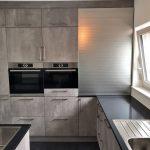 Küche In Betonoptik Selber Machen Arbeitsplatte Küche Betonoptik Ikea Küche Betonoptik U Form Fliesenspiegel Steinoptik Küche Küche Betonoptik Küche