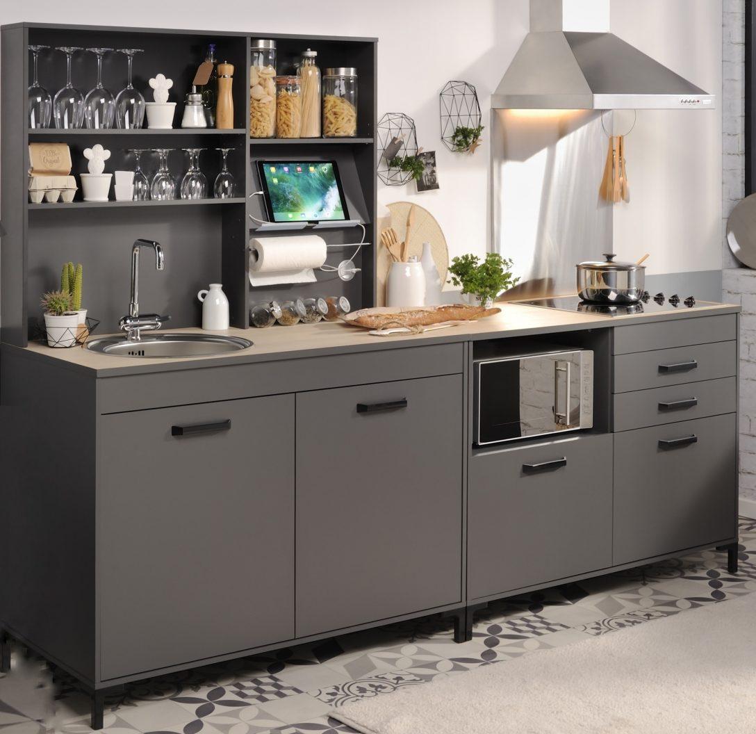 Large Size of Moove Küche Einbauküche Mit E Geräten