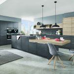 Küche Mit Theke Holz Küche Mit Tresen Ikea Küchentheke Design Küche Mit Insel Und Theke Küche Küche Mit Theke