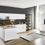 Küche Nolte Küche Integra   Arcticweiss Softmatt