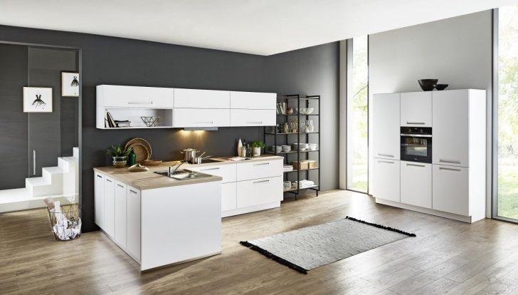 Medium Size of Integra   Arcticweiss Softmatt Küche Küche Nolte