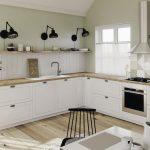 Küche Ohne Oberschränke Küche Küche Ohne Oberschränke Pinterest Weiße Küche Ohne Oberschränke Küche Ohne Oberschränke Einrichten Küche Ohne Hängeschränke Ideen