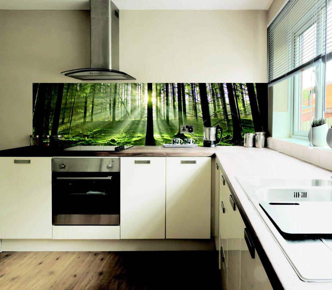 Large Size of Küche Rückwand Lechner Rückwand Küche Milchglas Rückwand Küche Klebefolie Rückwand Küche Linoleum Küche Nischenrückwand Küche