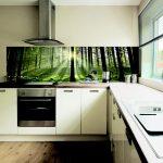 Nischenrückwand Küche Küche Küche Rückwand Lechner Rückwand Küche Milchglas Rückwand Küche Klebefolie Rückwand Küche Linoleum
