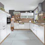 Küche U Form Küche Küchen Günstig Küche Weiß Hochglanz U Form