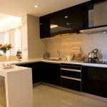 Modern Kitchen Küche Küche U Form Mit Theke