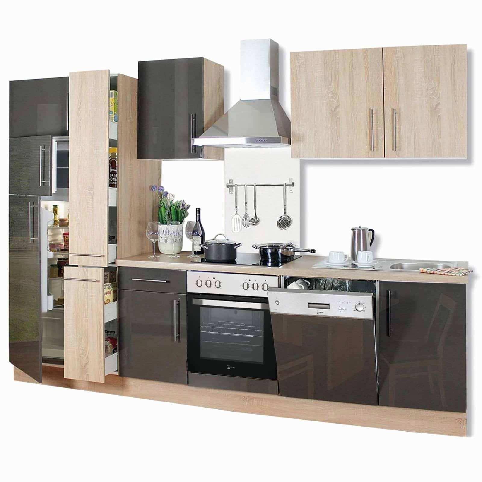 Full Size of Küchenzeile Billig Großartig Küchenzeilen Mit E Geräten Günstig Online Kaufen Auf Roller Küche Günstige Küche Mit E Geräten