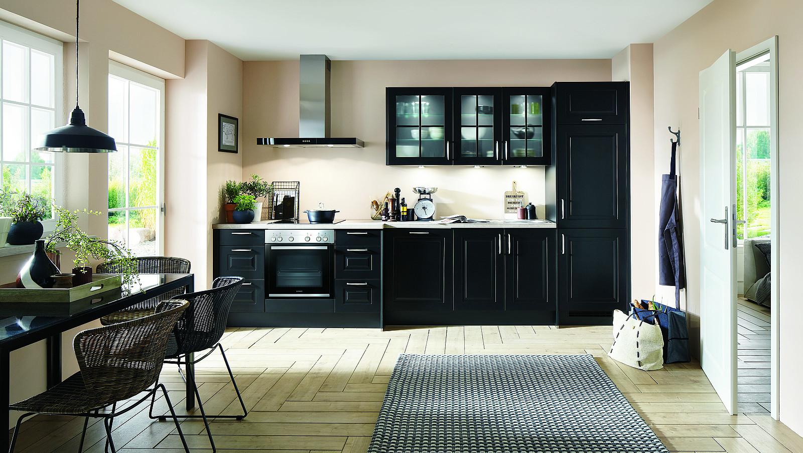 Full Size of Küchenboden Schwarz Weiß Boden Teppich Küche Bodenbelag Küche Vintage Boden Unter Küche Küche Bodenbelag Küche