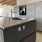 Küchenfront Betonoptik Betonoptik Küche Arbeitsplatte Farbe Betonoptik Küche Küche Betonoptik Perlgrau Küche Betonoptik Küche