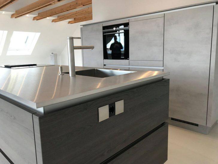 Medium Size of Küchenfront Betonoptik Betonoptik Küche Arbeitsplatte Farbe Betonoptik Küche Küche Betonoptik Perlgrau Küche Betonoptik Küche
