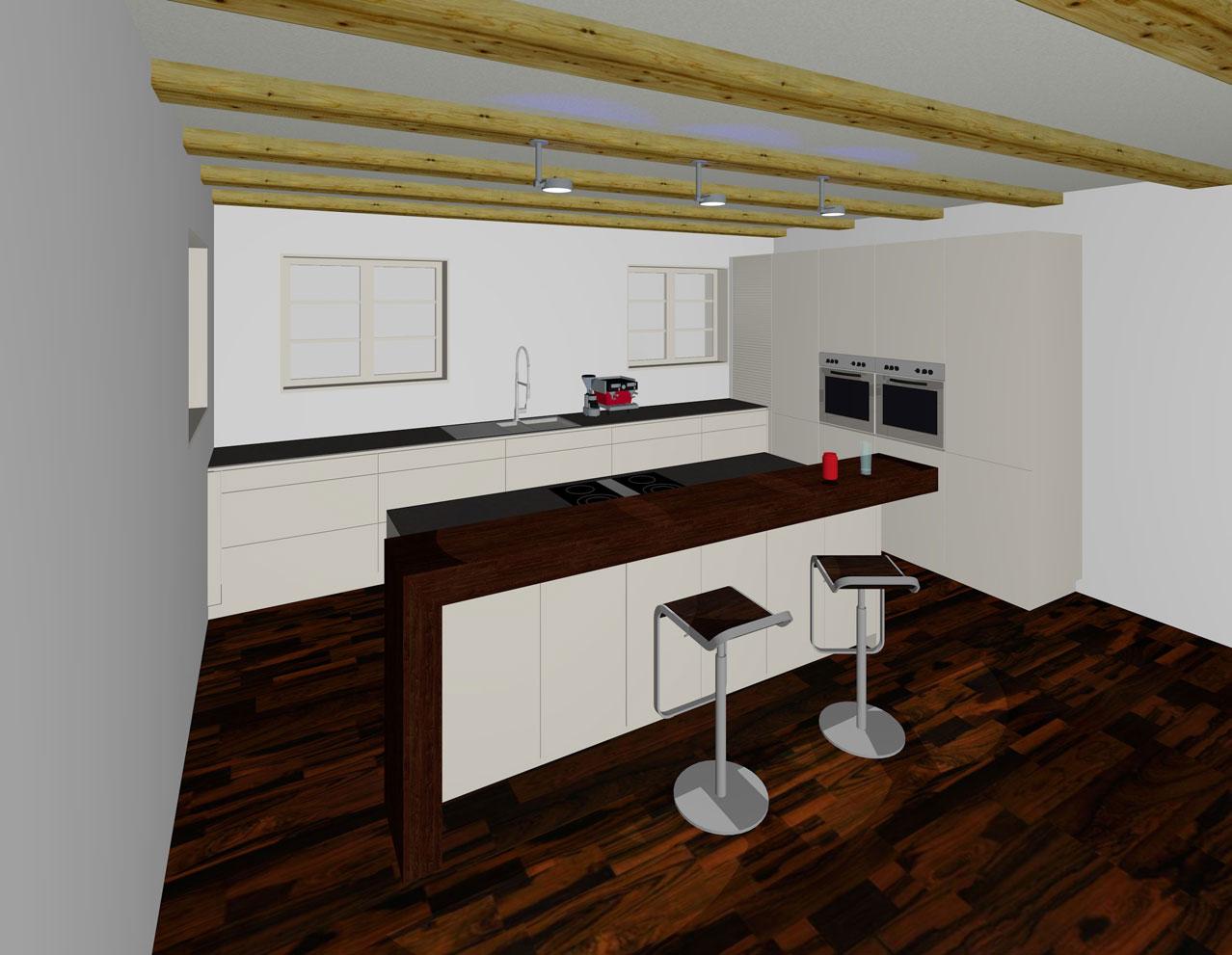 Full Size of Küchentheke Design Küche Mit Theke An Der Wand Küche Mit Kochinsel Und Theke Holz Küche Theke Bauen Küche Küche Mit Theke