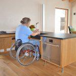 Behindertengerechte Küche Küchen Regal Kleiner Tisch Bartisch Bodenbelag Keramik Waschbecken Deckenlampe Umziehen Billig Alno Hängeschrank Glastüren Küche Behindertengerechte Küche