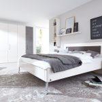 Weißes Schlafzimmer Schlafzimmer Interliving Schlafzimmer Serie 1003 Schlafzimmerkombination Kommoden Wandtattoos Deckenleuchten Rauch Nolte Led Deckenleuchte Weißes Regal Komplett Weiß