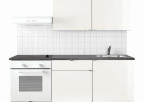 Pantryküche Mit Kühlschrank