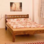 Massivholz Bett In Farbe Nougat Honig Aus Edlem Akazienholz 2m X Metall Kinder Betten Clinique Even Better Make Up Foundation Tojo V Hülsta 100x200 160x200 Bett Bett Massivholz
