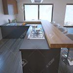 Avant Garde Kitchen Island Bar Küche Küche Mit Insel