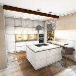 Kleine Schmale Küche Einrichten Schöner Wohnen Küche Einrichten Kleine Küche Einrichten Gofeminin Dunkle Küche Einrichten Küche Küche Einrichten