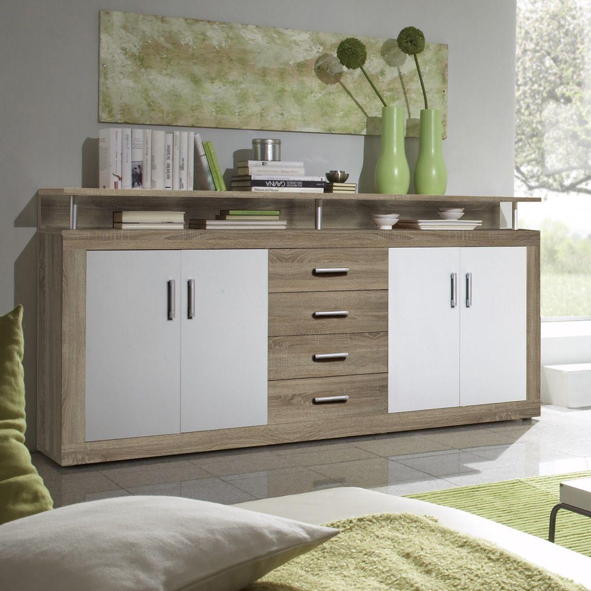 Full Size of Wohnzimmer Kommode Weiß Sideboard Juno Wohnzimmer Kommode Sonoma Eiche Und Weiß Inspirierend Wohnzimmer Wohnzimmer Kommode