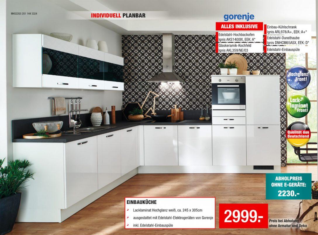 Large Size of Komplettküche Kaufen Komplettküche Mit Elektrogeräten Komplettküche Mit Geräten Komplettküche Angebot Küche Einbauküche Ohne Kühlschrank