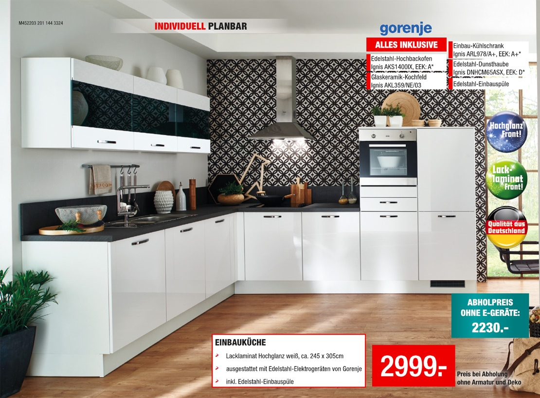 Full Size of Komplettküche Kaufen Komplettküche Mit Elektrogeräten Komplettküche Mit Geräten Komplettküche Angebot Küche Einbauküche Ohne Kühlschrank