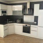 Komplettküche Mit Elektrogeräten Kleine Komplettküche Komplettküche Mit Geräten Roller Komplettküche Küche Einbauküche Ohne Kühlschrank