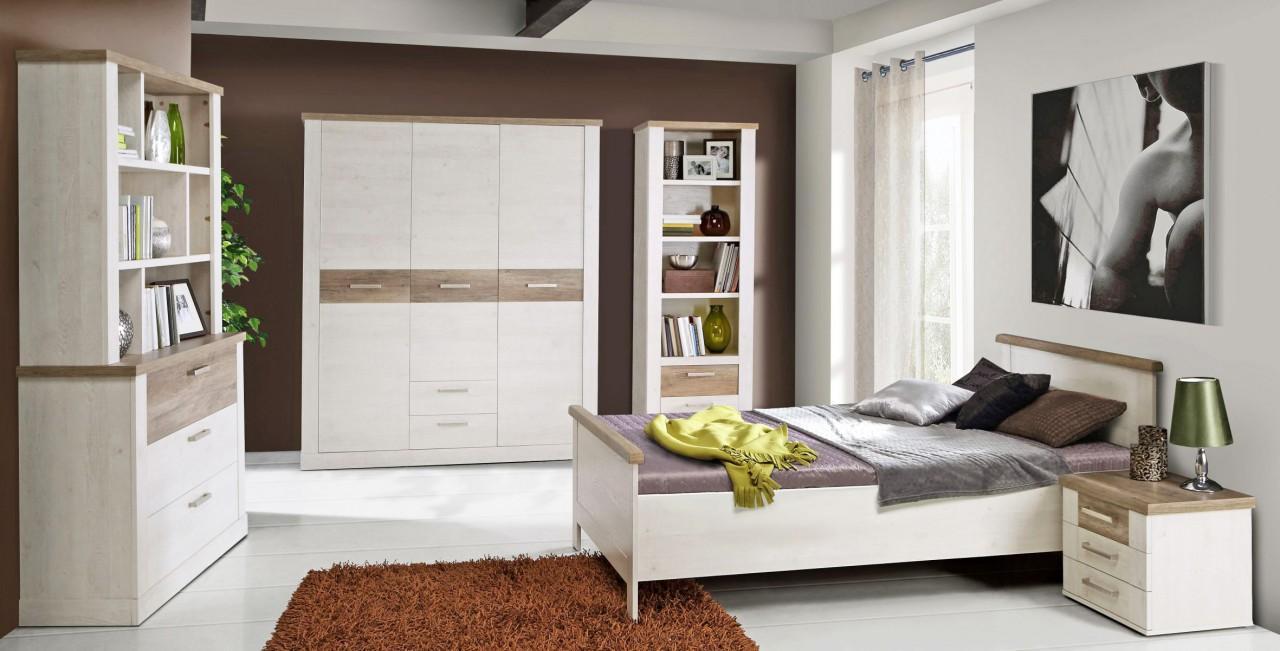 Full Size of Schlafzimmer Komplett Weiß Günstig Landhaus Regal Tapeten Komplettangebote Deckenleuchte Weißes Bett 90x200 Massivholz Schweißausbrüche Wechseljahre Schlafzimmer Schlafzimmer Komplett Weiß