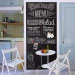 Kreidetafel Küche Eiche Kreidetafel In Der Küche Kreidetafel Rückwand Küche Große Kreidetafel Küche Küche Kreidetafel Küche