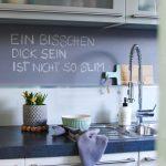 Kreidetafel Küche Wand Kreidetafel Küche Bemalen Kreidetafel In Der Küche Kreidetafel Spritzschutz Küche Küche Kreidetafel Küche