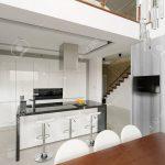 Kitchen With Counter Küche Küche Mit Theke