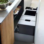 Müllschrank Küche Küche Müllschrank Küche Oeko Universal Peka Einbauküche Ohne Kühlschrank Pendelleuchte Wandregal Winkel Deckenleuchte Landküche Vollholzküche Gardinen