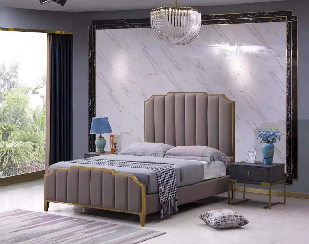 Full Size of Best Promo E45f Rama Dymasty Genuine Leather Soft Bed Modern Bett 140x200 Mit Bettkasten Topper Breckle Betten Nussbaum 180x200 Amerikanisches Kopfteil Bette Bett Bett Modern Design