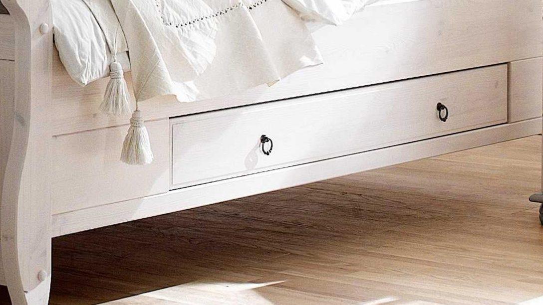 Large Size of Bett 200x200 Oslo Doppelbett Aus Kiefer Massiv Wei Lava Cm Weiß 180x200 160x200 Mit Lattenrost Und Matratze Wasser Betten 90x200 Bettkasten 140x200 Stauraum Bett Bett 200x200