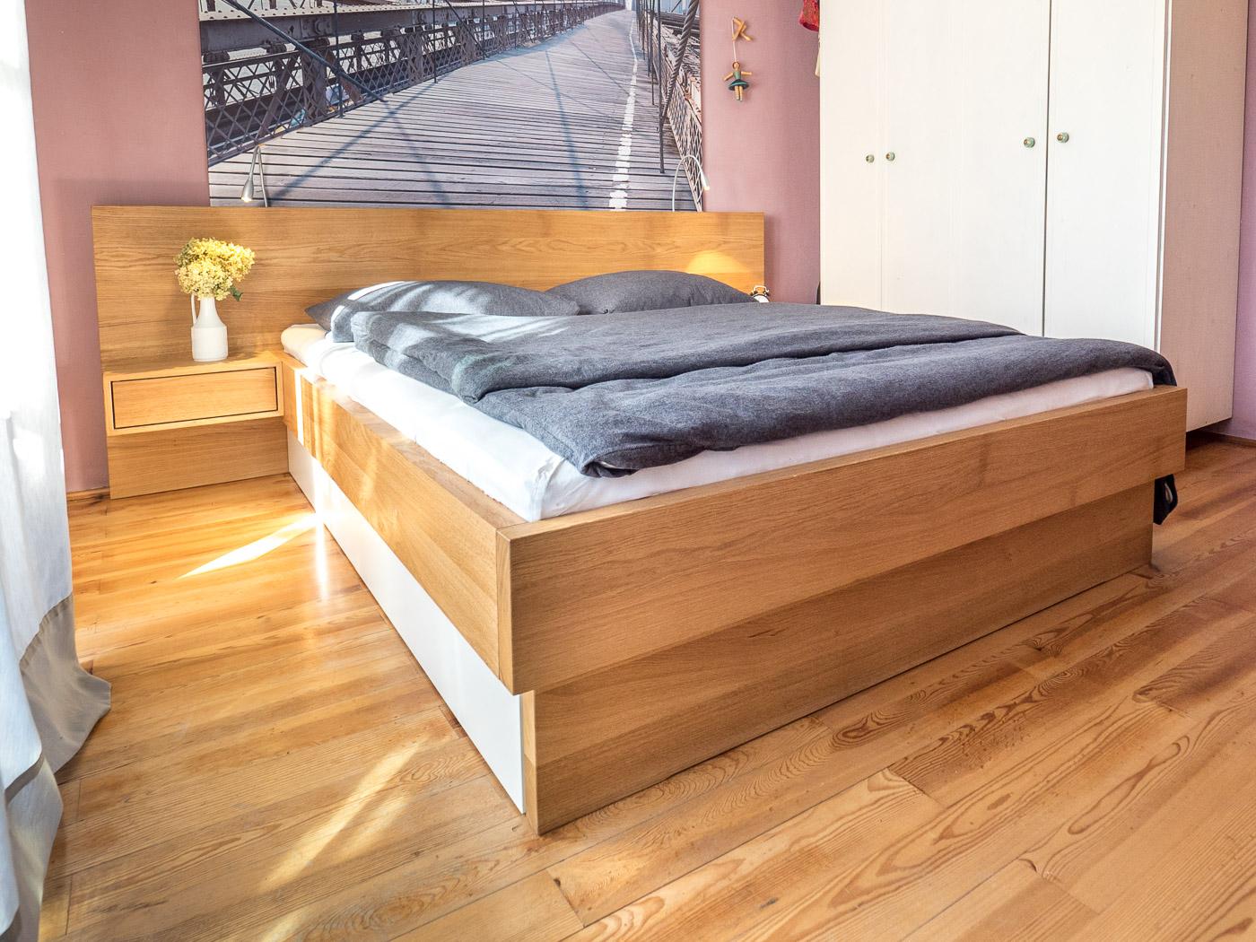 Full Size of Schlafzimmermbel Und Betten Vom Schreiner Dorhuber In Kienberg Bett 120 X 200 Dico Landhaus Möbel Boss Metall Matratze Tojo Treca 180x200 Mit Bettkasten Flach Bett Bett Rückwand